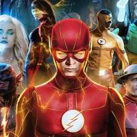 """Niesamowite plakaty BossLogica do wszystkich sezonów """"The Flash"""""""